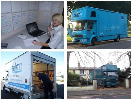 man and van Fareham removals Fareham Hampshire